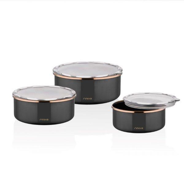 kadoland-Neva Bitter Premium 3 Lu Emaye Pisir Sun Ye Kaplari - N2775